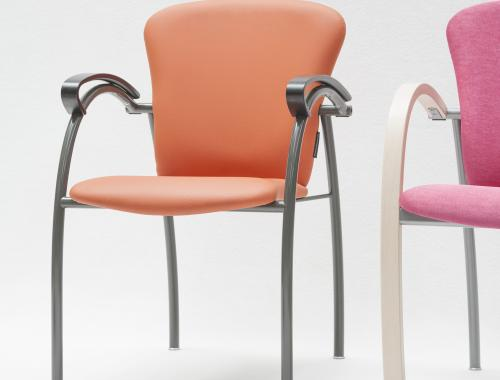 moments production seating collection_Arca salon_moments furniture